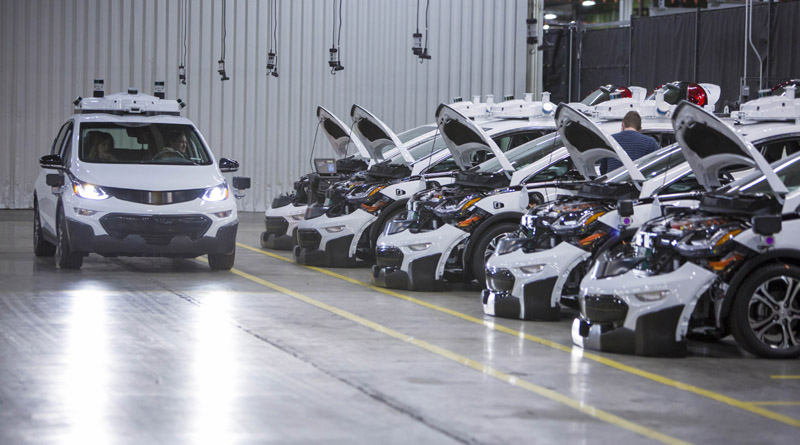 GM Cruise è lo spin-off General Motors che vale già diciannove miliardi di dollari