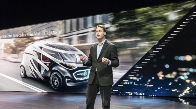 """I vertici Daimler spingonio la strategia """"Ambition 2039"""", per azzerare l'impronta clima-alterante in 10 anni"""
