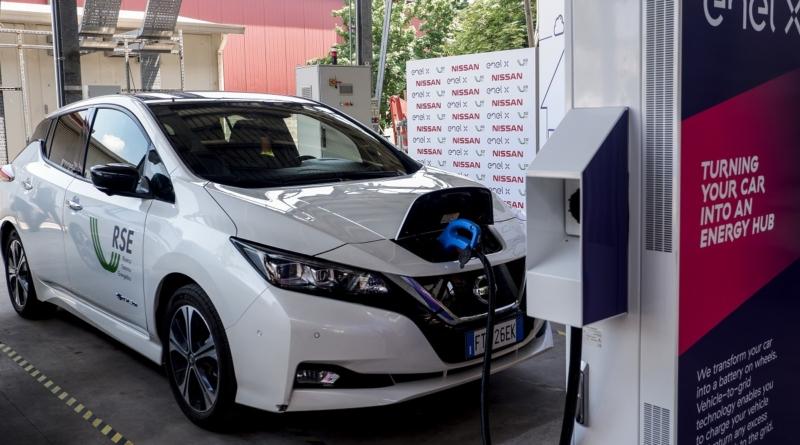 Nuovi progetti V2G rendono sempre più interessanti le auto elettriche per le flotte