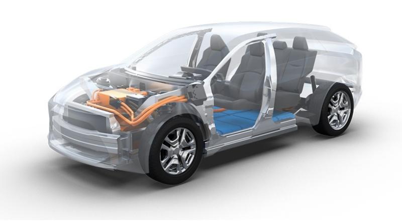 Nuova collaborazione tra Toyota e Subaru darà vita alla piattaforma di un SUV elettrico