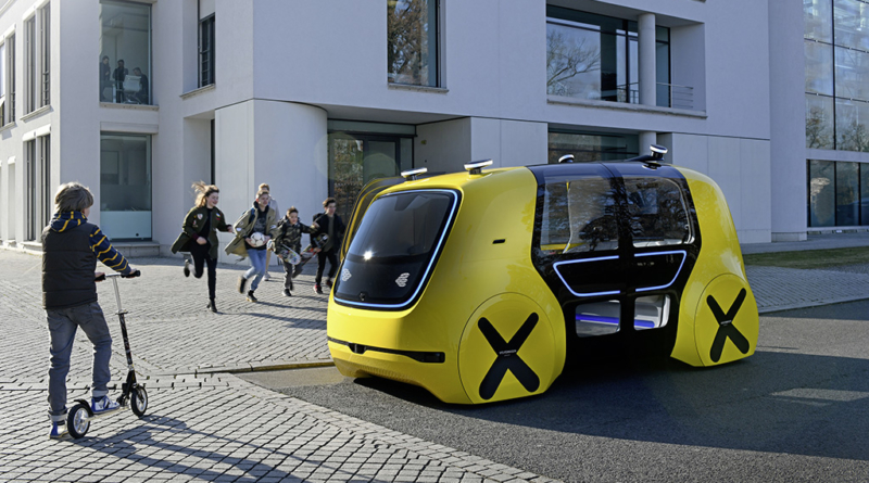 """Sul Sedric e sui prossimi robo-taxi Volkswagen non ci guiderà più il """"driver"""" Aurora"""