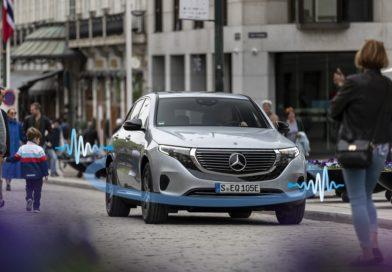 Così pedoni e ciclisti potranno accorgersi e identificare i suoni delle auto elettriche