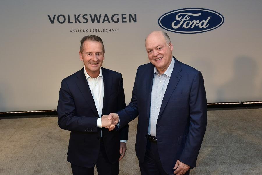 L'investimento Volkswagen in Argo AI mette il sigillo all'accordo tra tedeschi e Ford