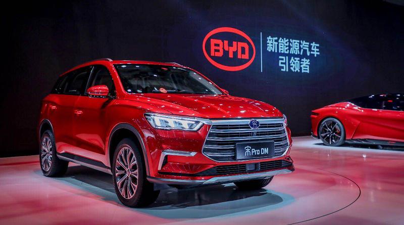 Nuova gamma di berline e SUV elettrici per la Cina entro il 2025 dall'accordo tra Toyota e BYD