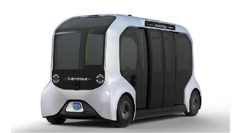 Mezzi autonomi, semi-autonomi e robot Toyota avranno molto da fare ai prossimi Giochi 1