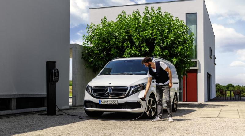 Ormai definito l'EQV per Francoforte, con cui Mercedes punta ai grandi monovolume elettrici