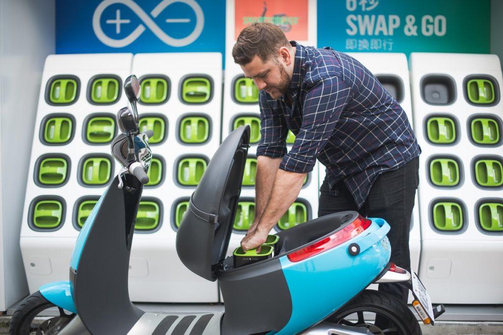 Yamaha, Aeon Motor e PGO sono i primi aderenti al progetto 'Powered by Gogoro Network' per gli scooter elettrici 1
