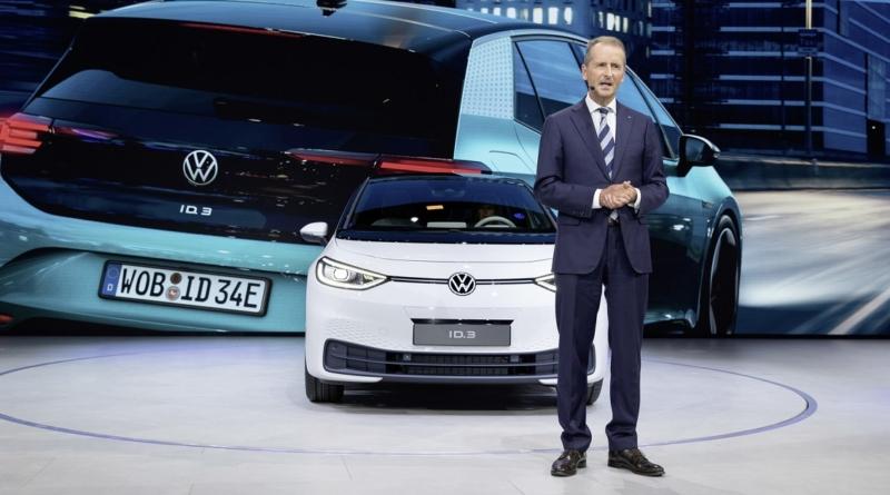 A Francoforte la notte della ID.3 è l'alba della nuova Volkswagen, sempre più verde 1