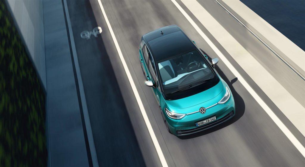 A Francoforte la notte della ID.3 è l'alba della nuova Volkswagen, sempre più verde 2
