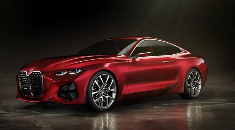 Con Concept 4 BMW cambia stile, ma non cambia approccio al settore elettrico