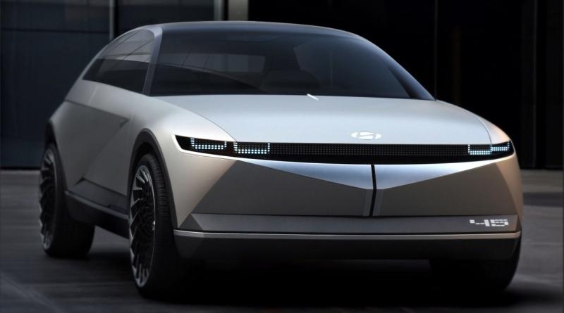 Hyundai presenta concept 45