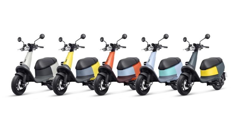 In arrivo il Gogoro Viva: lo scooter elettrico con batterie sostituibile diventa più agile