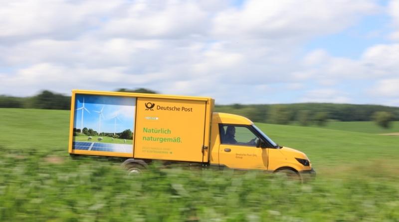 La posta tedesca si prepara all'invasione della Cina coi furgoni elettrici Streetscooter