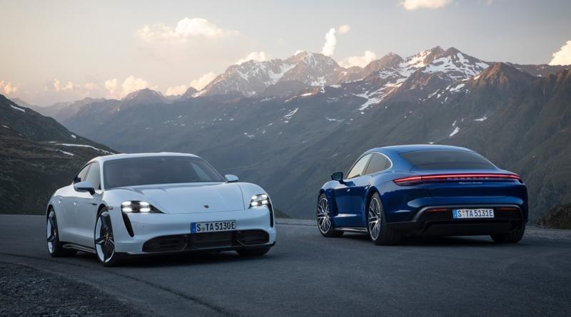 Porsche mette il sale sulla coda
