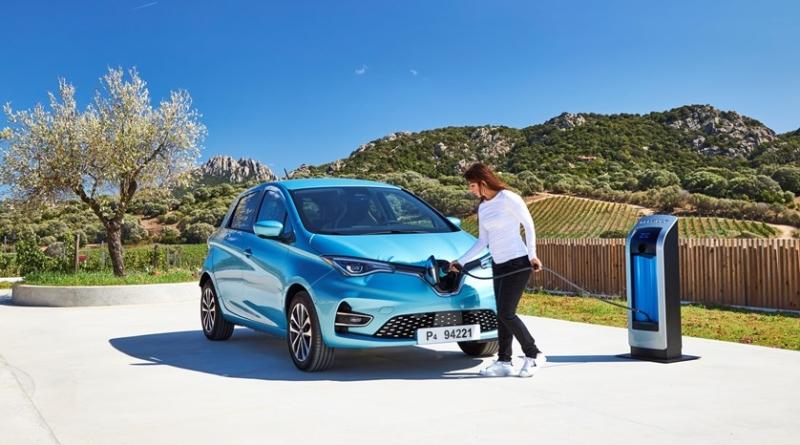 Renault Zoe certificata per l'integrazione nella rete elettrica olandese (che guarda già oltre)