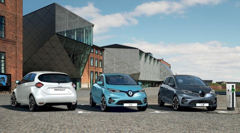 Sono stati resi noti per la clientela di casa i prezzi della Renault Zoe 2
