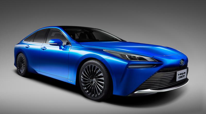 La nuova Toyota Mirai sarà p