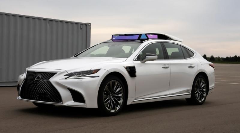 Ai Giochi di Tokyo in azione anche i robo-taxi del Toyota Research Institute