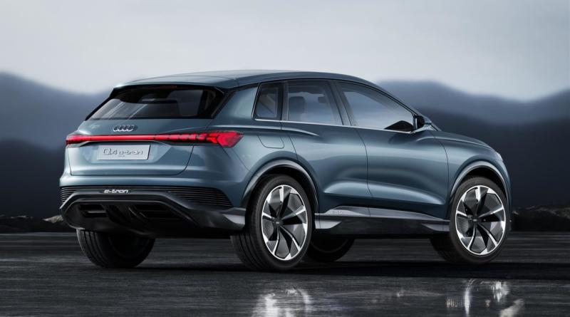 Dal 2020 la produzione del SUV elettrico medio Audi Q4 E-tron avverrà a Zwickau
