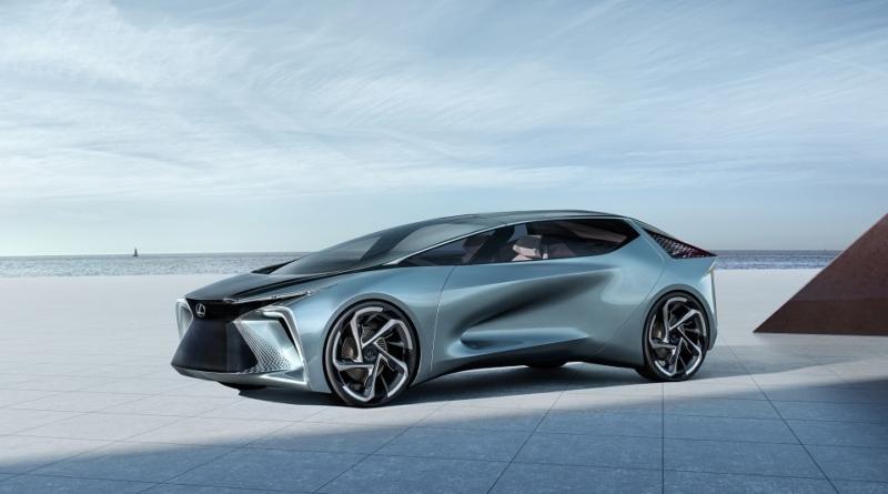 Il concept elettrico Lexus LF-30 svelato al Salone di Tokyo promette molto bene 1