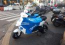 Il servizio di noleggio di scooter elettrici di Cityscoot integrato nella app Uber