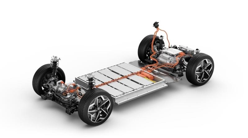 Nel futuro a medio termine delle auto elettriche Volkswagen spunta la terza piattaforma modulare: MPE