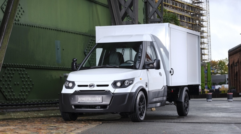 Presentate le nuove versioni dei furgoni elettrici StreetScooter Work e Work L