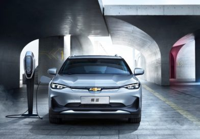 Chevrolet Menlo: è il primo modello tutto elettrico della marca americana dedicato alla Cina