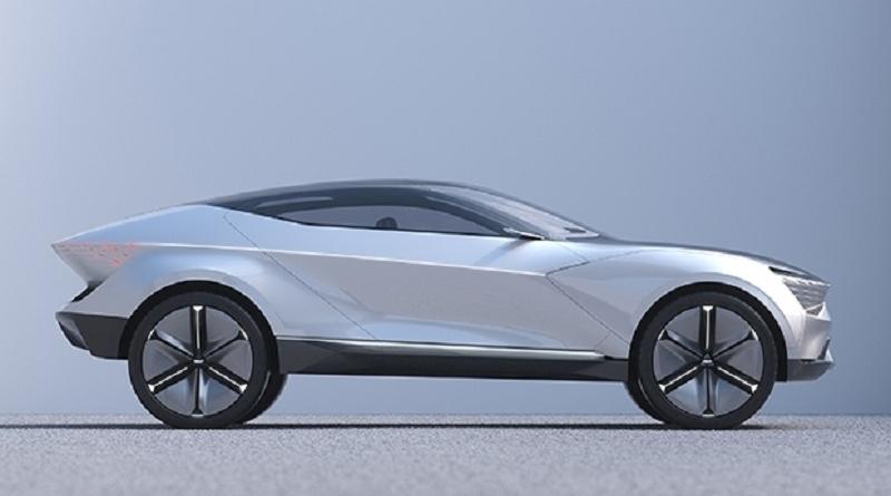 Kia toglie il velo a Futuron: un concept di SUV elettrico sportivo poliedrico