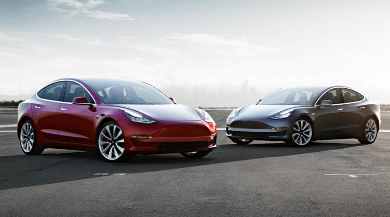 Model 3 e Model S nella lista delle auto raccomandate dal sondaggio 2019 Consumer Reports sull'affidabilità