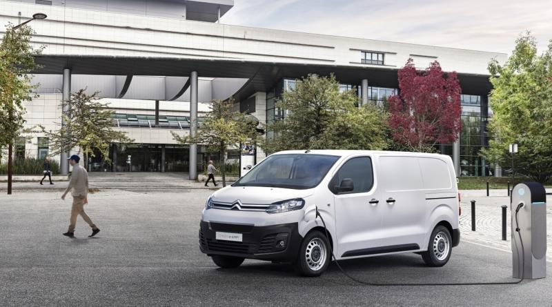 Pronto già nel 2020 il Citroën Jumpy a zero emissioni, per una rivincita nei furgoni elettrici