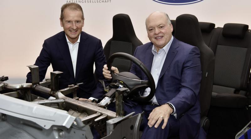 Ecco perché l'alleanza tra Volkswagen e Ford si metterà a... galoppare