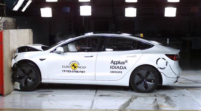 La sicurezza fa 13: come sono andate le auto elettriche nei test Euro NCAP 2019