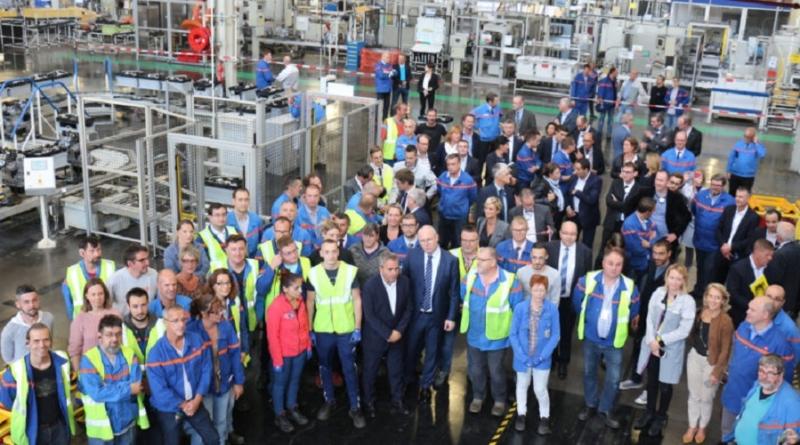 L'impianto di Douvrin e il nord della Francia pronti ad accogliere a braccia aperte le batterie PSA/Saft