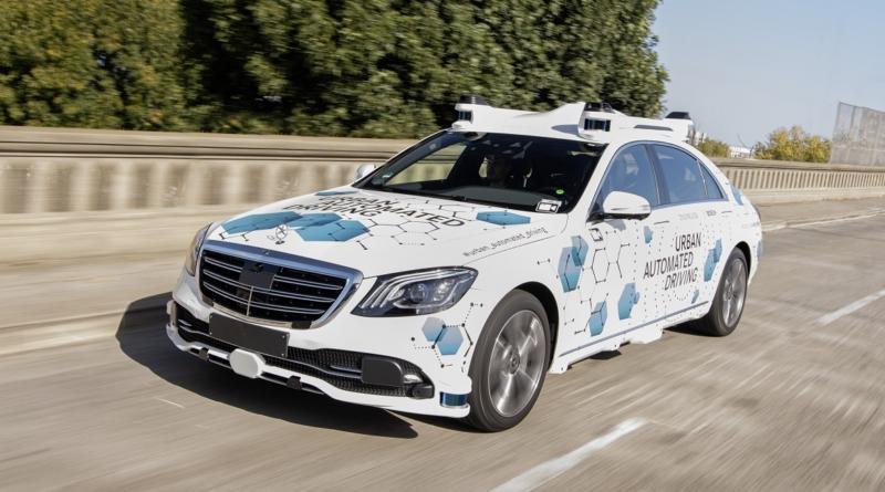 Nel centro di San Josè parte il progetto-pilota dei robo-taxi sviluppati da Mercedes-Benz e Bosch