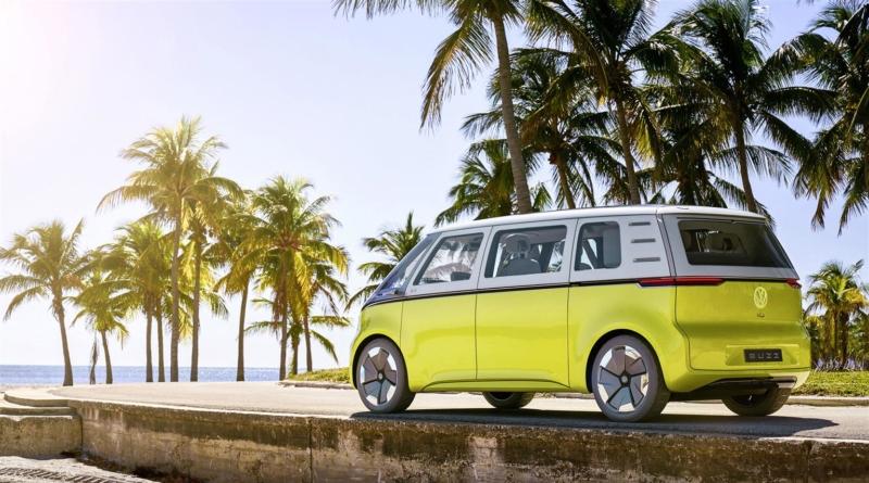 Per i nuovi robo-taxi Volkswagen preferisce le palme del Qatar a quelle della California
