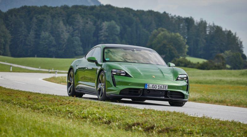 Sono già oltre 10.000 i contratti confermati per la Taycan della svolta verde Porsche