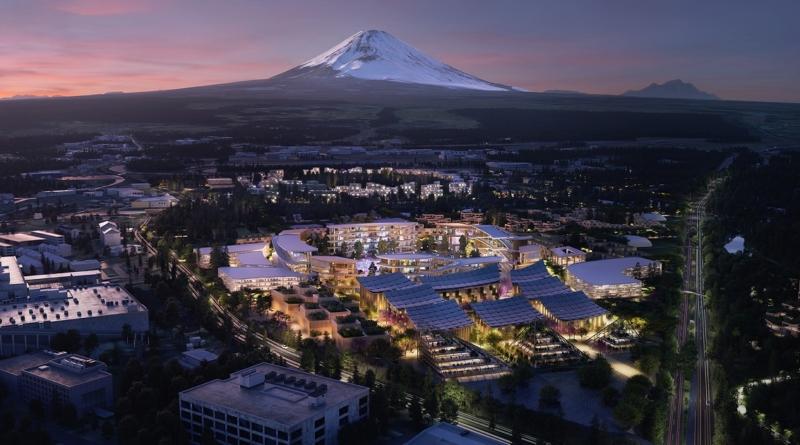 Akyo Toyoda ha sorpreso anche il pubblico blasé di Las Vegas col sogno di Woven City