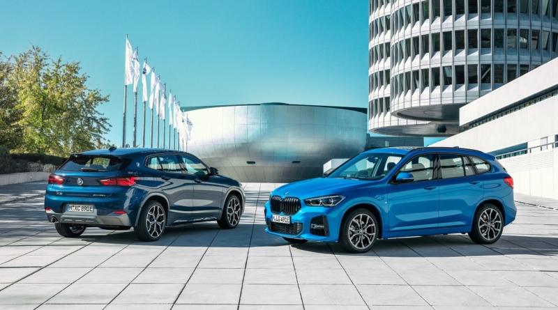 BMW X1 X2