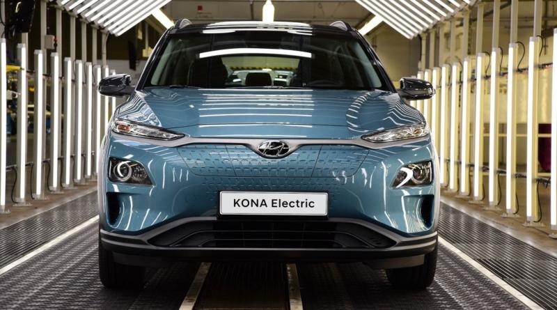 A partire da marzo per Kona Electric produzione in Repubblica Ceca