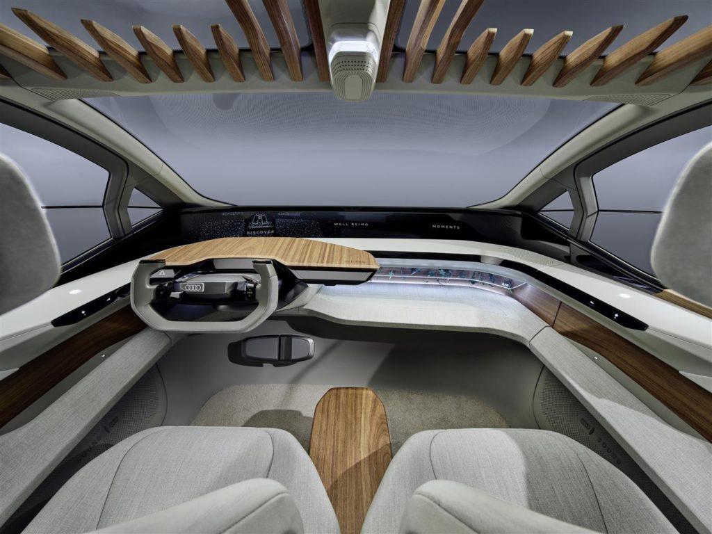 I protagonisti della guida autonoma al CES 2020 hanno dato tregua ai... volanti