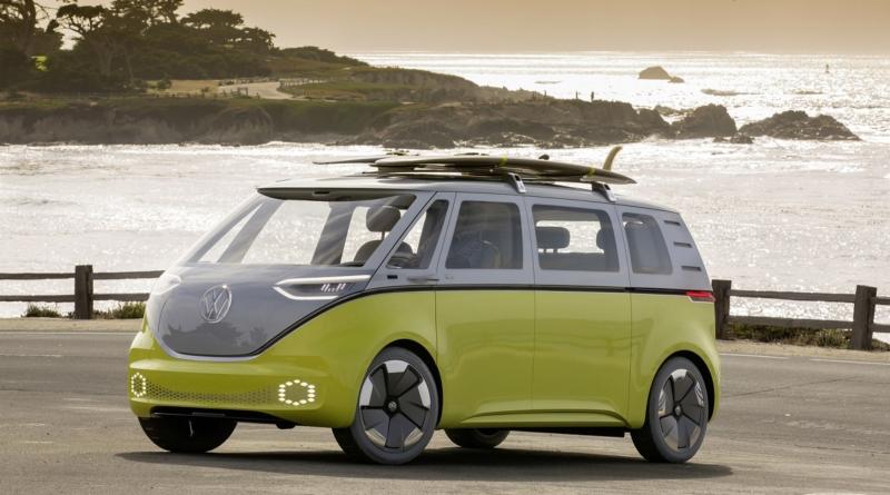 Per stare sulla cresta dell'onda, un'antenna tecnologica nella Silicon Valley per Volkswagen Autonomy