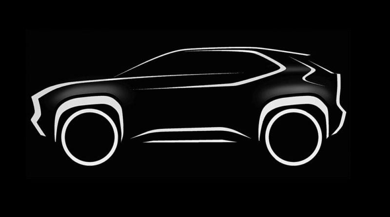 La Yaris avrà compagnia a Valenciennes: un nuovo B-SUV Toyota anche elettrico