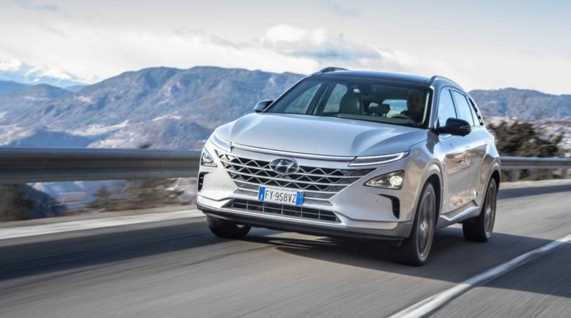 Hyundai Nexo è stata l'auto fuel cell più venduta nel 2019