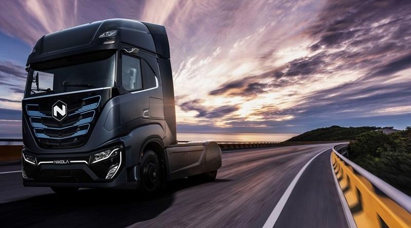 I veicoli commerciali elettrici e fuel cell Nikola TRE costruiti a Ulm