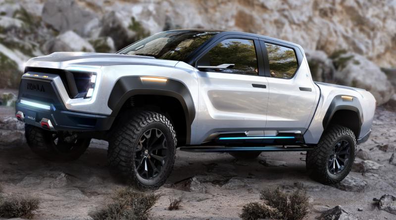 Possiamo aggiungere il Nikola Badger alla sfida dei pickup a zero emissioni