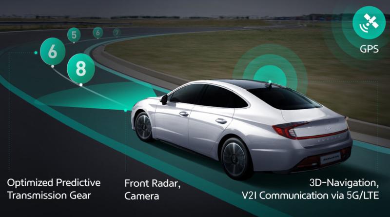 Sulle auto coreane una trasmissione che cambia marcia anche grazie a mappe e radar