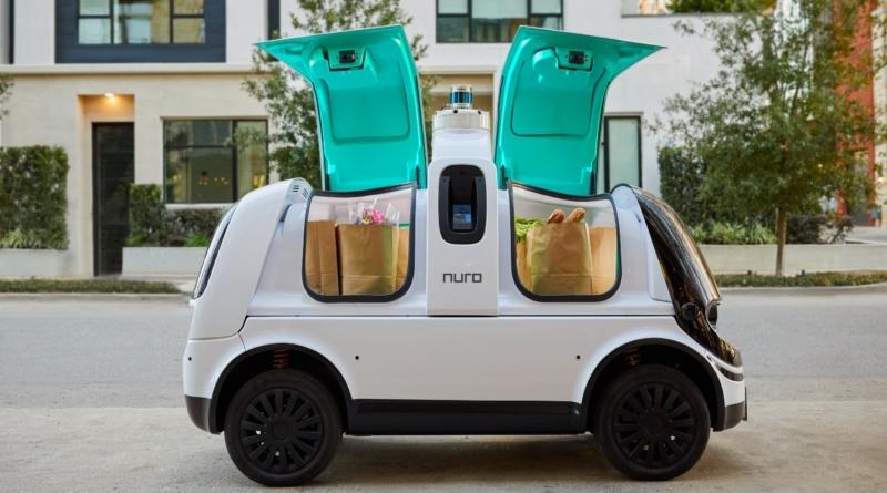 La California autorizza i veicoli autonomi R2 per le consegne merci