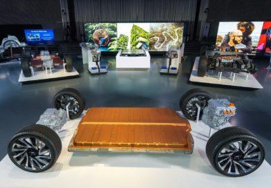 Le batterie Ultium di GM ed LG Chem su due nuove auto elettriche Honda