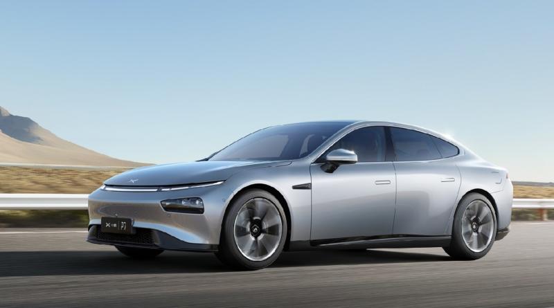 Pronte le prime Xpeng P7: la berlina elettrica che supera Tesla alla distanza